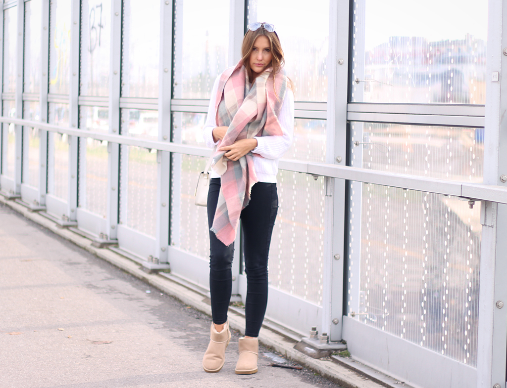 UGG Boots Outfit Winterlook