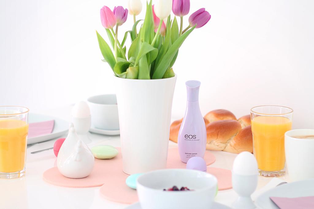 Spring Breakfast mit eos