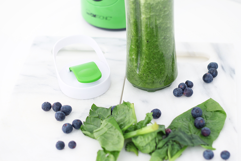 Green Smoothie Mixer