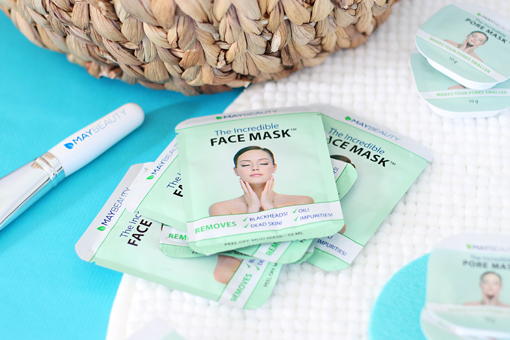 MayBeauty - The Incredible Face Mask