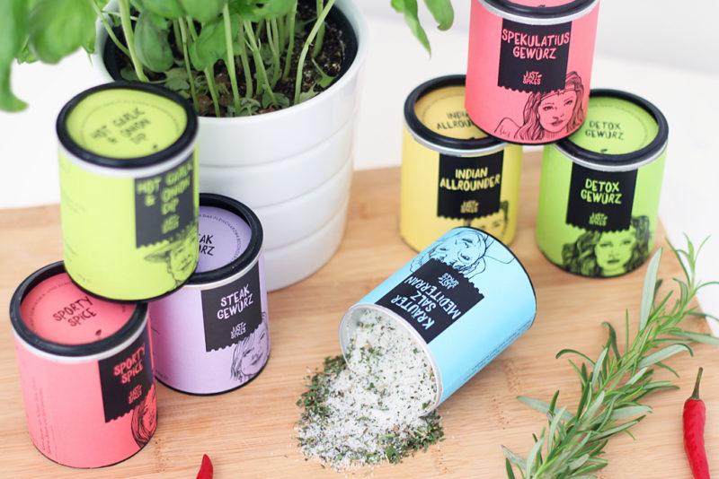 Just Spices Gewürze - Saskias Blog