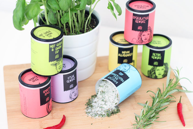 just-spices-gewuerze-fuer-jeden-anlass - Saskias Blog