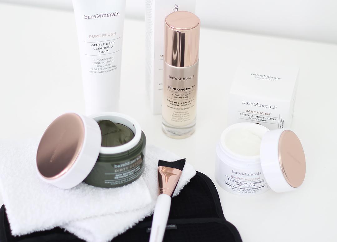 Tägliche Reinigung mit bareMinerals Skincare