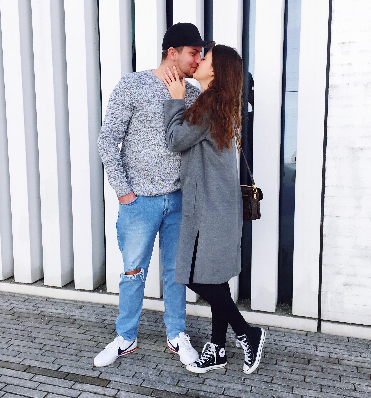 Alex und Saskia Valentinesday Date