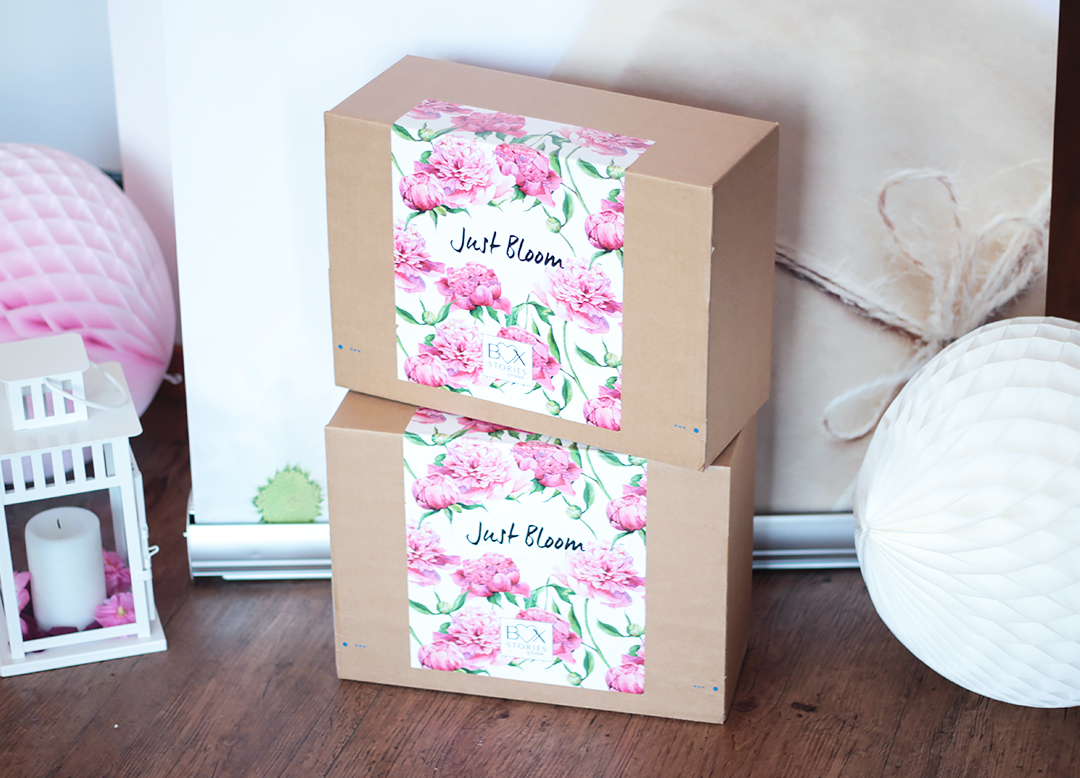 Box Stories Just Bloom