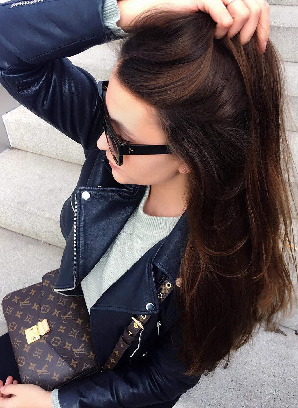 Louis Vuitton Pochette Metis Outfit Blog
