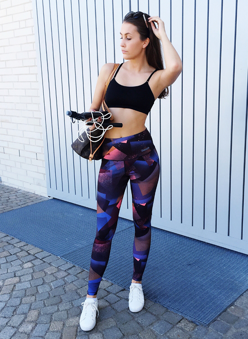 Update Fitnessroutine