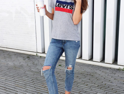 Levis Shirt Outfit