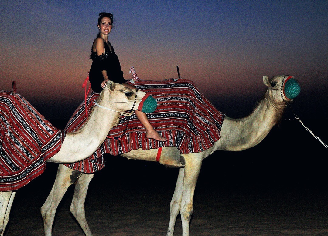 Camel Rides Platinum Heritage Kamelreiten Dubai