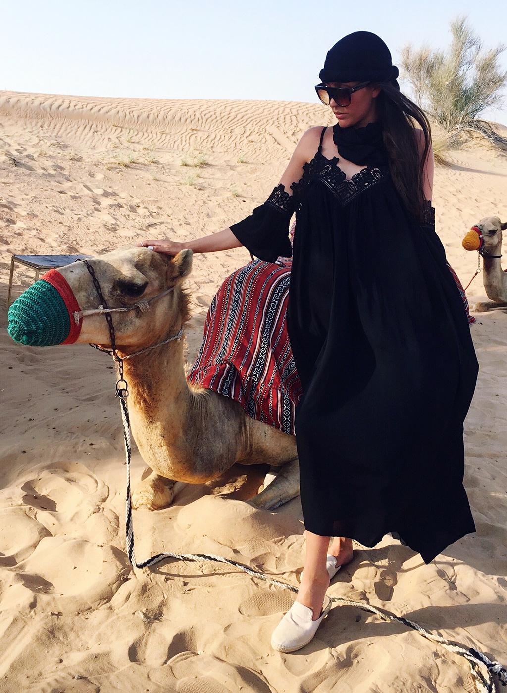 Desert Safari Dubai Kamel