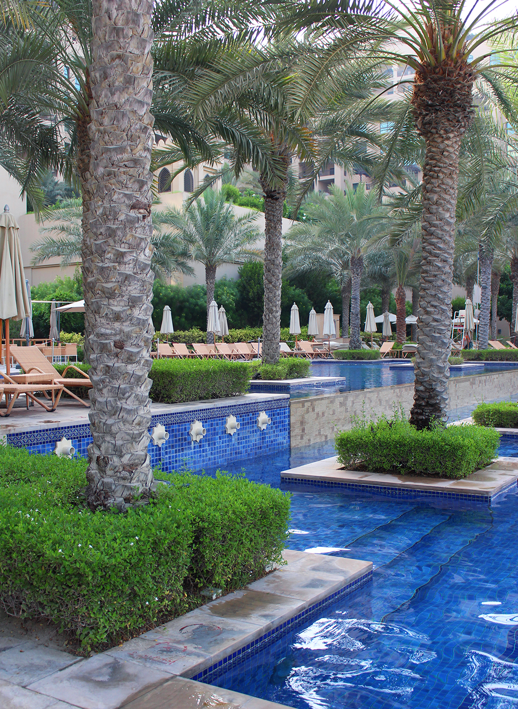 Fairmont The Palm Hotel Dubai Review Pool