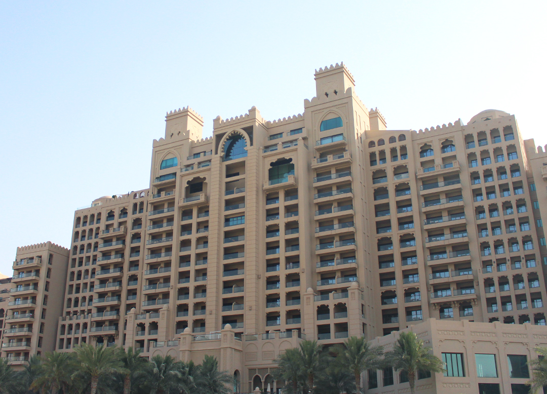 Fairmont The Palm Hotel Dubai Review