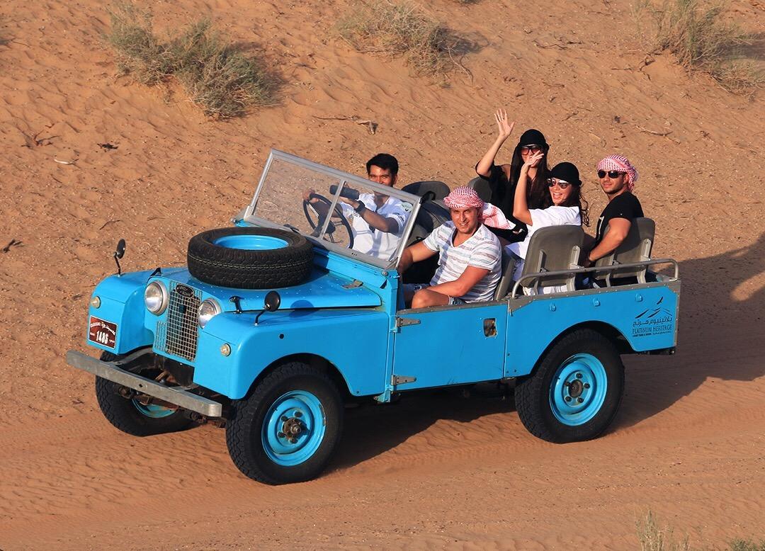 Land Rover Platinum Heritage