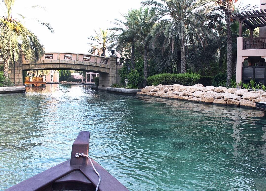 Madinat Jumeirah Dubai boat ride Bootstour