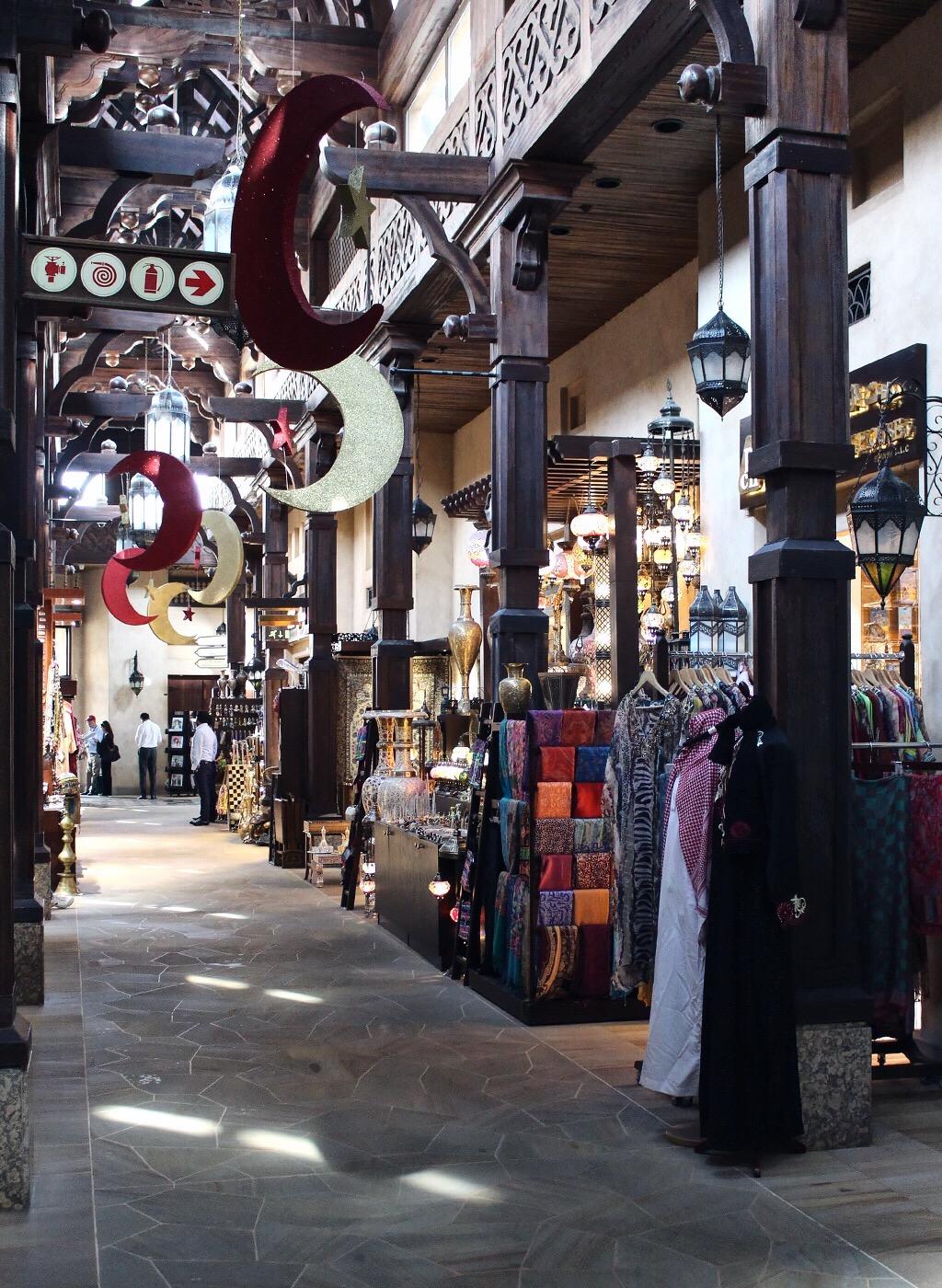Madinat Jumeirah Souk Dubai
