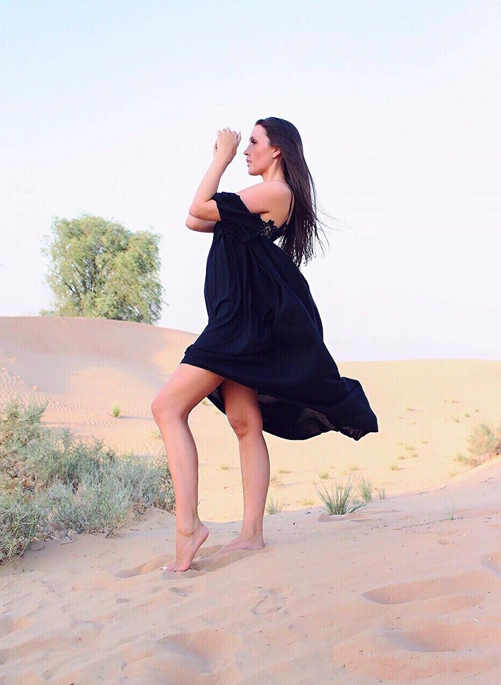 Saskias Blog Platinum Heritage Wüste Outfit