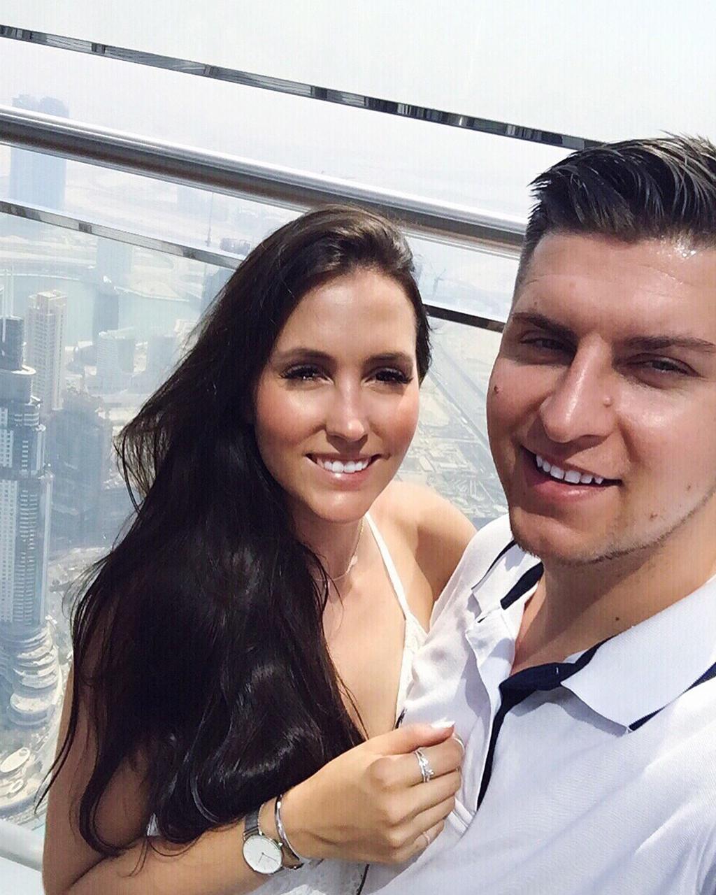 Verlobter & Verlobte - Wir sind verlobt!