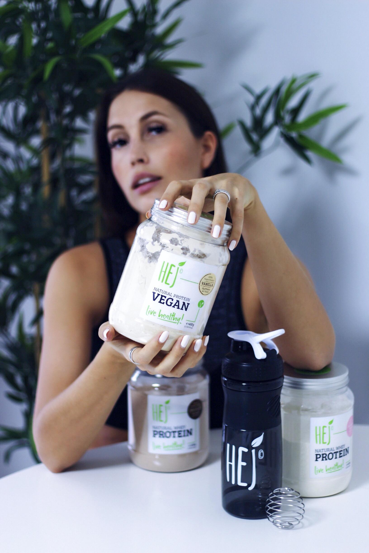 Hej Natural Protein Vegan Vanilla