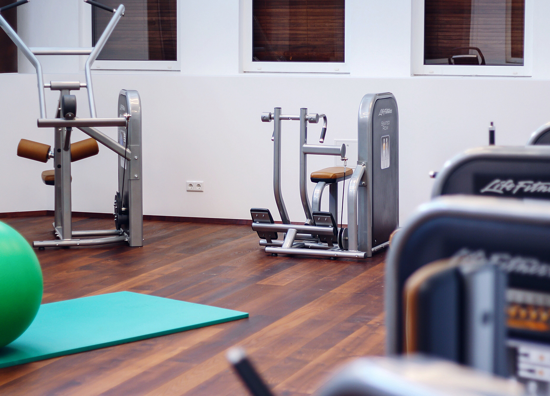 Wellness- und Golf Hotel Marc Aurel Bad Gögging Fitness Studio