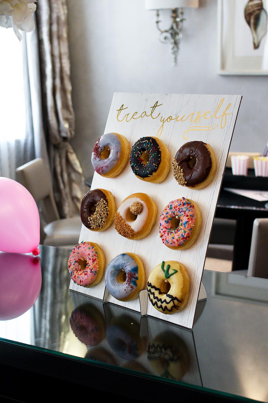 Donut Wall Hochzeit