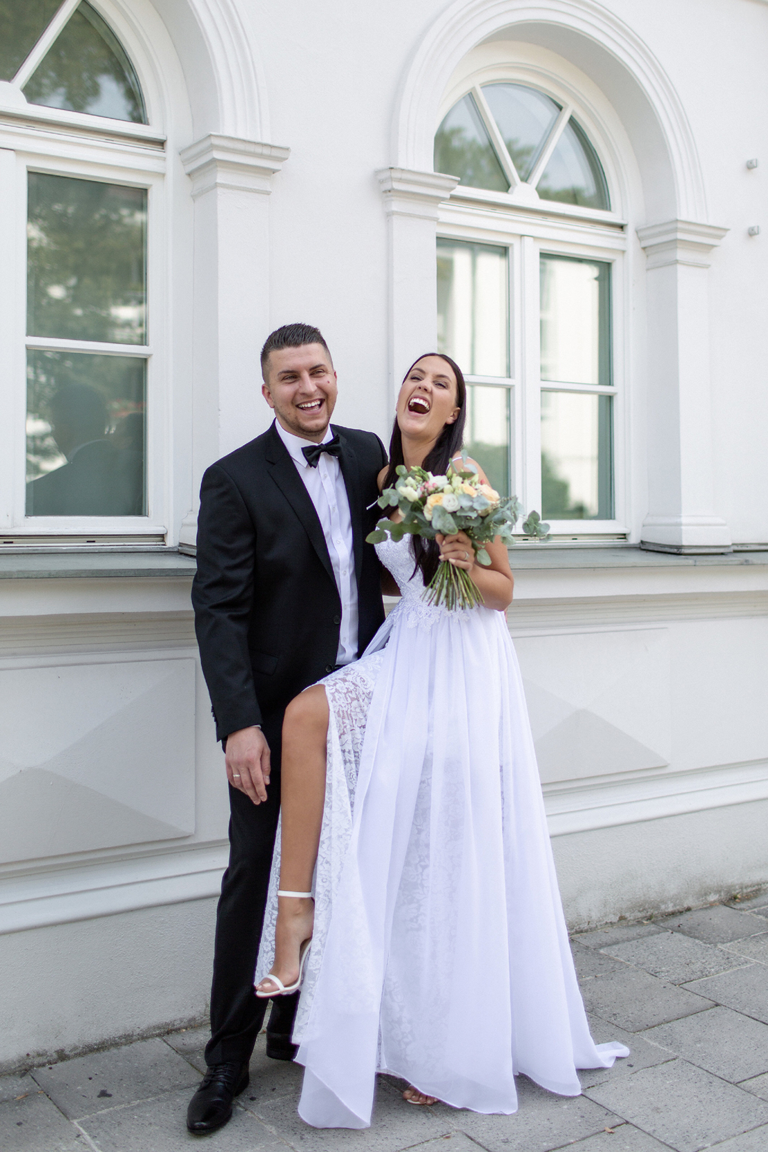 Standesamtliche Hochzeit, Civil Wedding, We said yes!