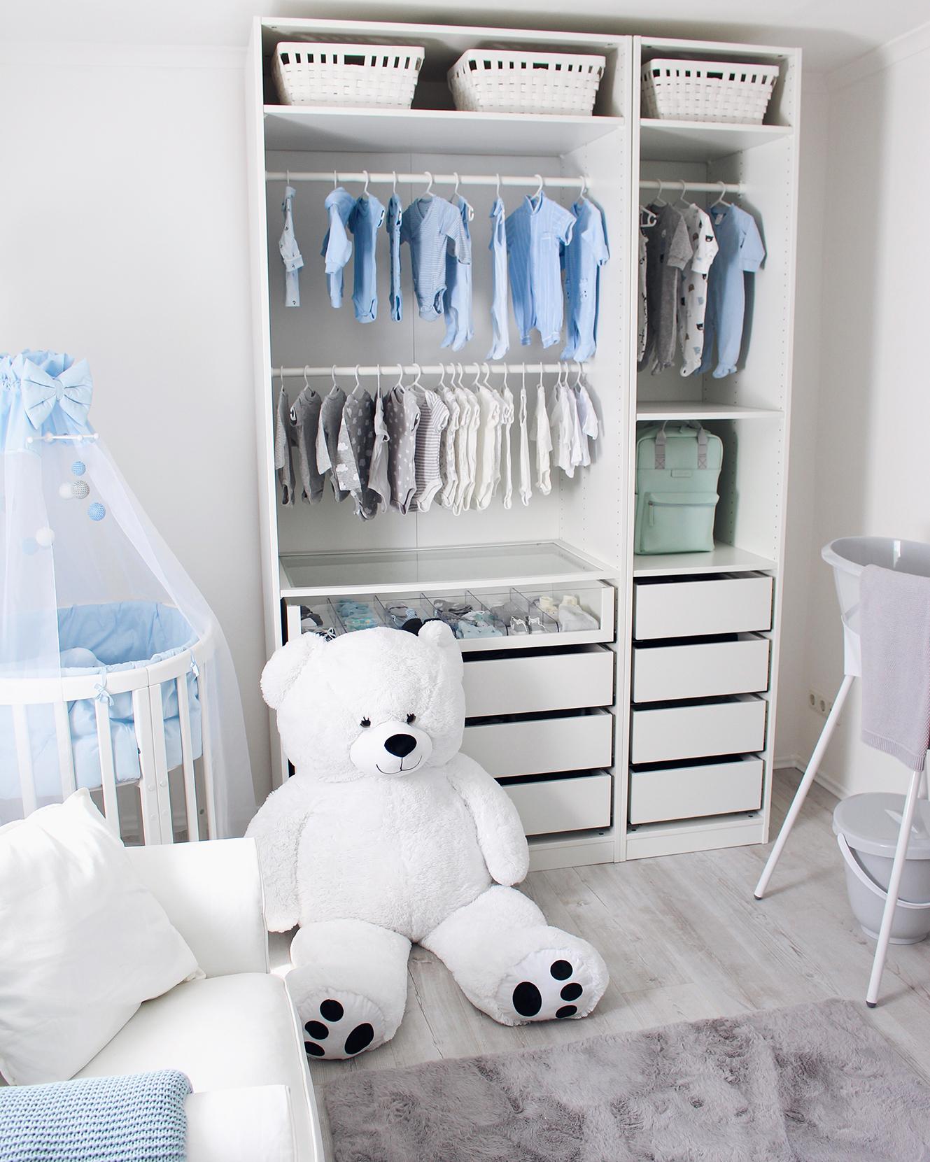 Babyzimmer Kleiderschrank Ikea