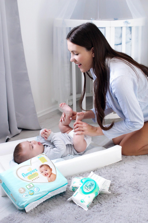 Babyschlaf Pampers Expertenservice