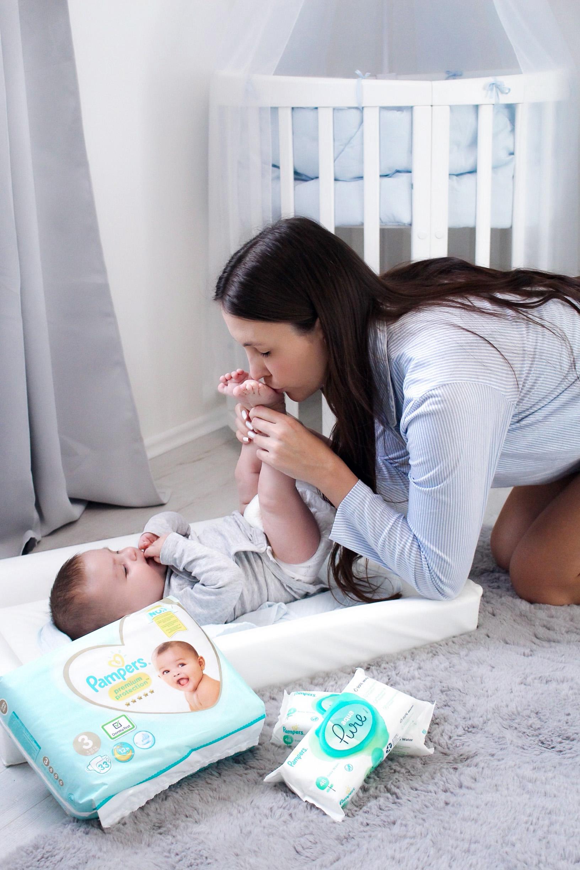 Pampers Expertenservice Babyschlaf
